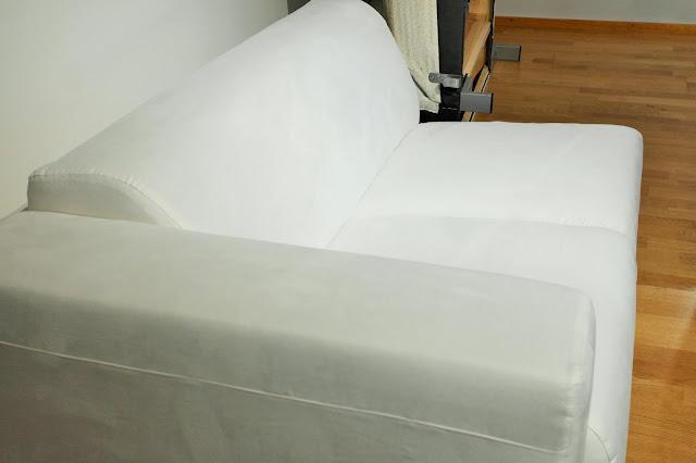 Sohvan Päällystäminen