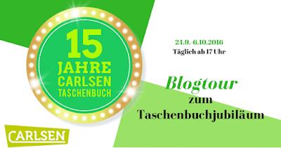 Blogtour »15 Jahre Carlsen Taschenbuch«