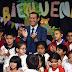 Neuquén: Más allá del paro docente, el Gobernador Gutierrez inauguró el ciclo lectivo 2017