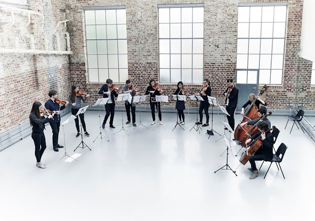 12 Ensemble (Photo Mattias Bjorklund)