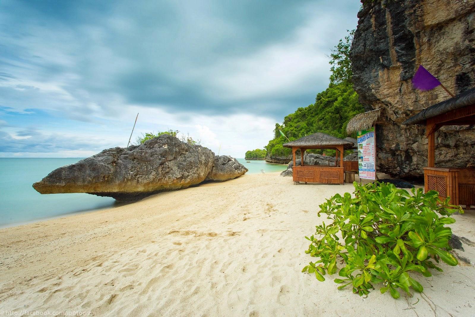 Borawan Beach in Padre Burgos Quezon 19
