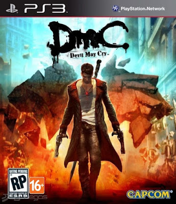 یاری بۆ پلهی ستهیشن DMC DEVIL MAY CRY 5 ps3 torrent