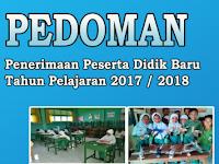 Download Juknis PPDB 2017/2018 Kemenag dan Kemendikbud