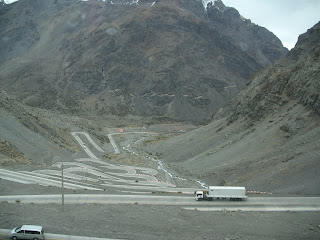 Estrada Caracol - Chile