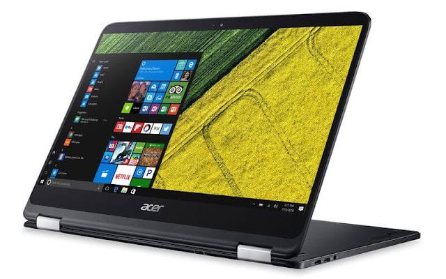 Review: Acer Spin 7 Laptop - The lightweight 2-in-1 notebook