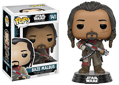 JUGUETES - FUNKO POP  Star Wars Rogue One  Baze Malbus : Figura - Muñeco  2016 | PELICULA | Disney  Comprar en Amazon España