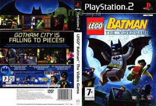 Kumpulan Cheat Lego Batman PS2 Bahasa Indonesia