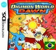 Digimon world Dawn Portugues