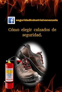 Como elegir calzado de seguridad