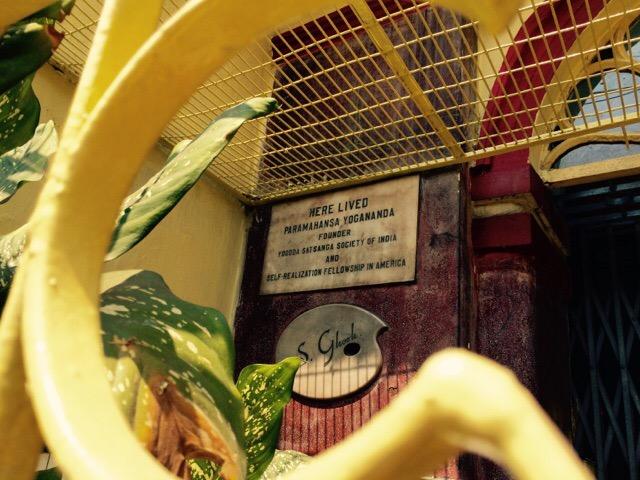Paramahansa Yogananda house in Kolkata