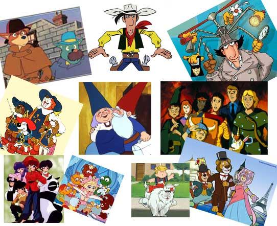 30 Series Animadas De Los 80 Y Algunas Curiosidades Entre El Caos