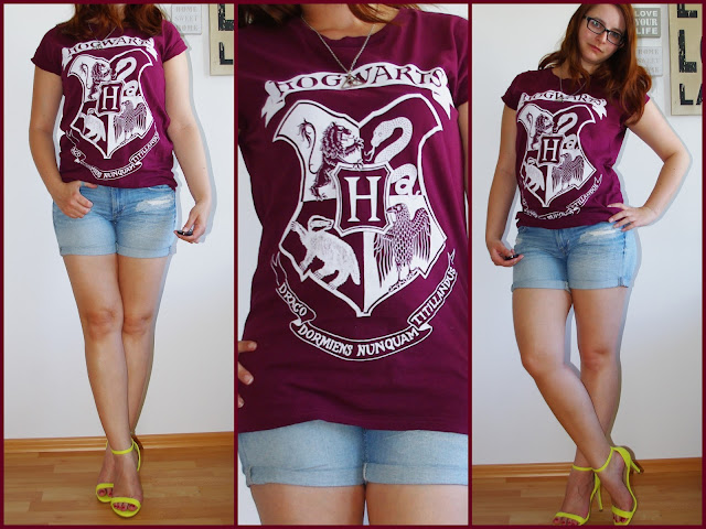 [Fashion] I Want To Go To Hogwarts!