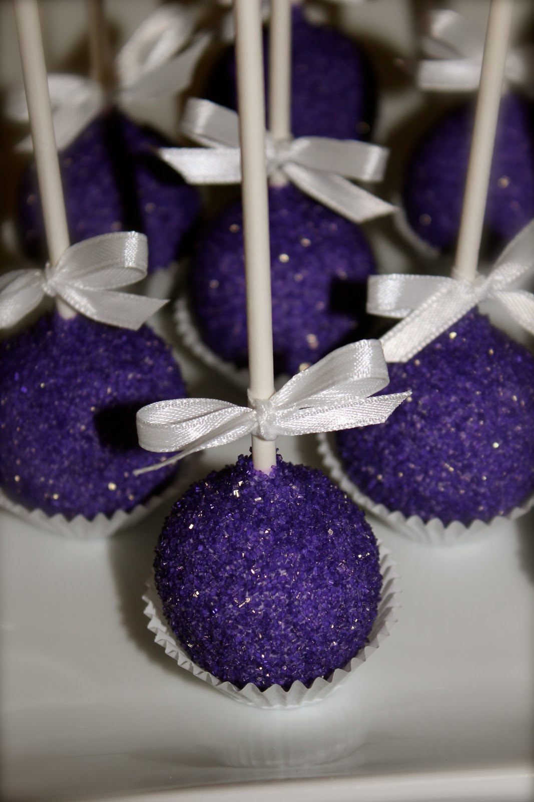 Her Bold Events Nicole S Bridal Shower A Royal Purple