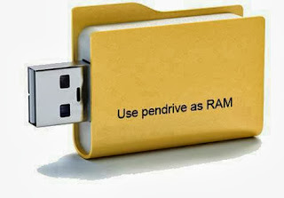 Use Pen Drive As Ram