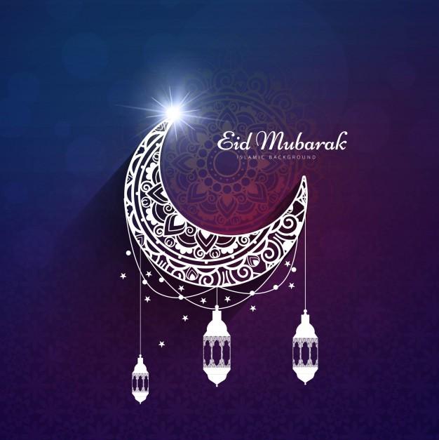 Uitzonderlijk 5+] Eid Mubarak Quotes in Hindi, English & Urdu 2018 DE58