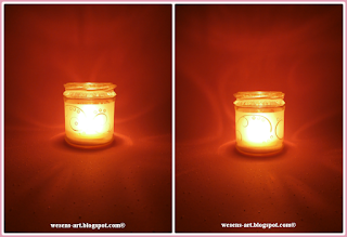 RomanticTealight8 wesens-art.blogspot.com