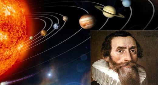 Le leggi di Keplero riassunto