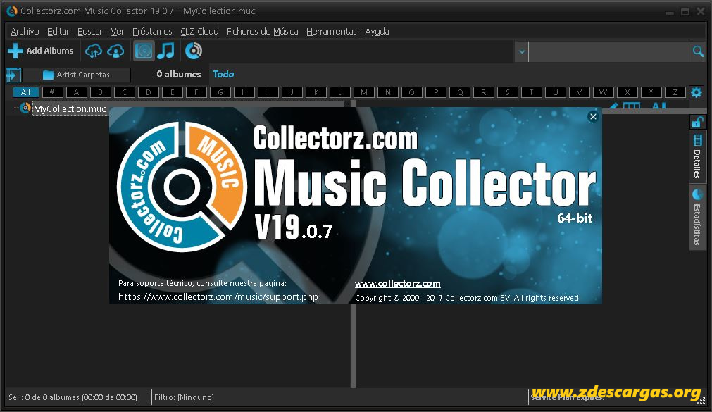 Music Collector Full Español