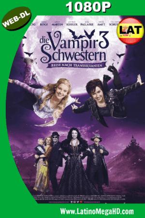 Las Hermanas Vampiro 3: Viaje a Transilvania (2016) Latino HD WEB-DL 1080P ()