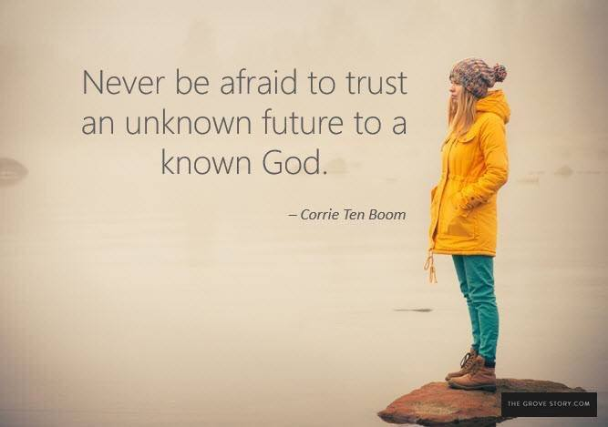Songs about trusting god