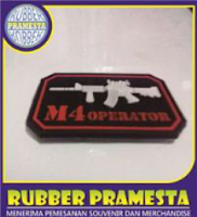 PATCH KARET VELKRO | PATCH RUBBER | RUBBER PATCH CUSTOM | ORDER PATCH RUBBER