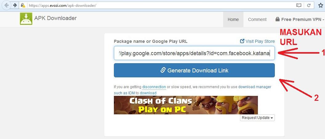 Cara Download Game Android Dari Laptop