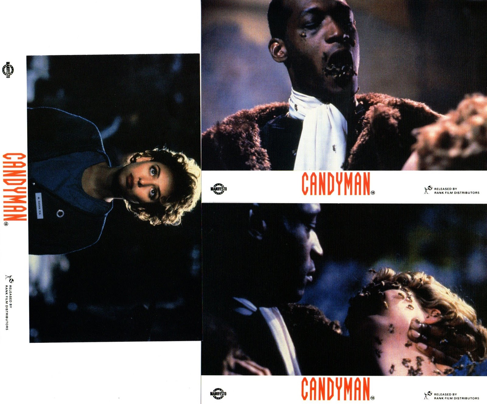 The Big Movie House Candyman Arrow Video Uk Blu Ray Review