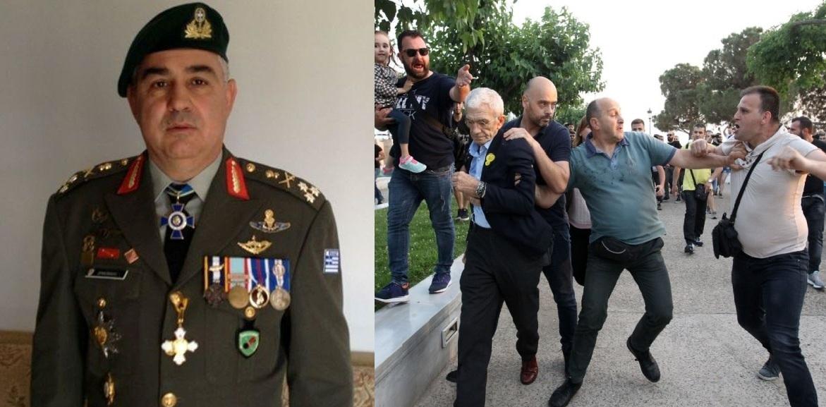 Στρατηγός: «Υποκριτές οι πολιτικάντηδες που καταδίκασαν τις καταδρομικές των Ποντίων προς τον Μπουτάρη»