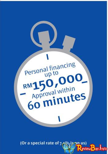 Al Rajhi Bank Malaysia Personal Loan