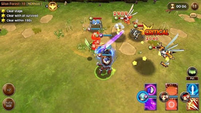 Download Seal Online Mobile (Hope New World) V 1.0.00.063008 Apk Terbaru