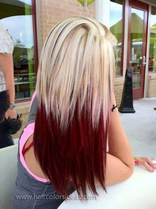 13 Stunning Two Tone Hairstyles | Hairstylo