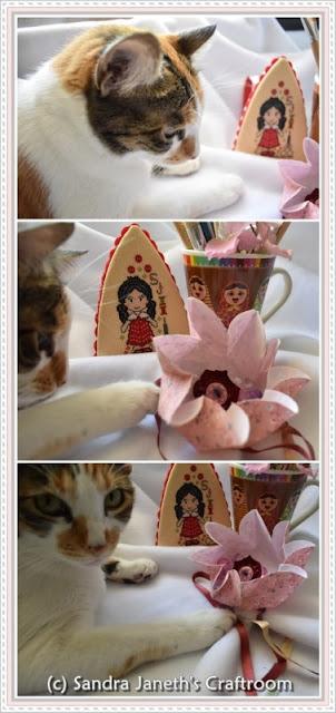 JAD - Flor para Botones, Menchis