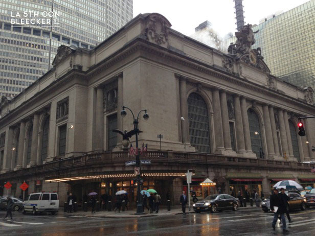 Grand Central terminal Nueva York