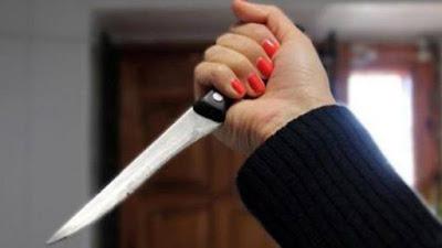 زوجة تقتل زوجها طعناً بسكين لسوء سلوكه بالبلينا في سوهاج