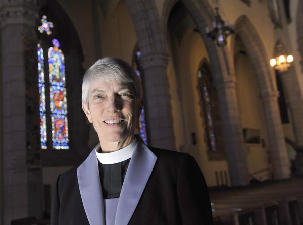Gene robinson chapel dedicated for retired gay episcopal bishop