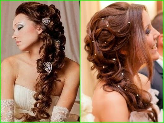 Hochsteckfrisuren Hochzeit Braune Haare Modische Lange Frisuren
