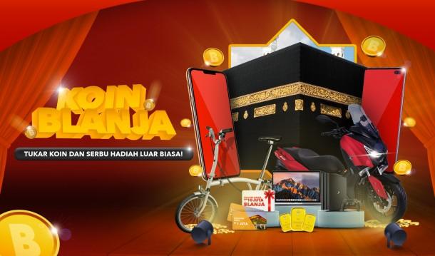 #Blanja - #Promo Program Koin Blanja Ramadhan 2019 (s.d 09 Juni 2019)