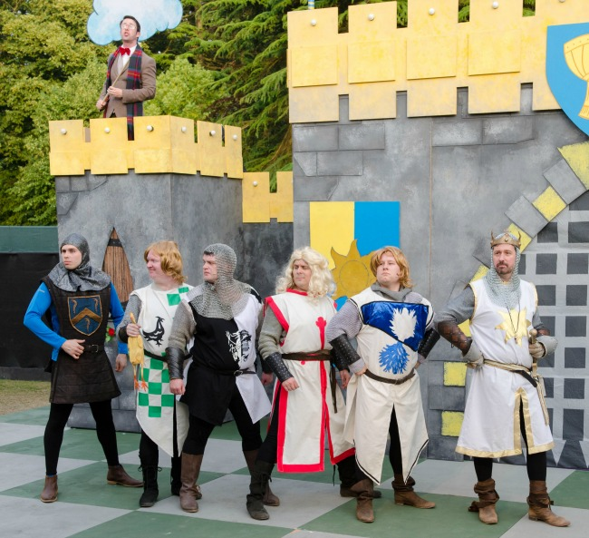 Spamalot-Cardiff-Open-Air-Festival-Everyman-Theatre-Productions-cast