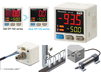 Product Features of Panasonic Pressure Sensor (Dual ...