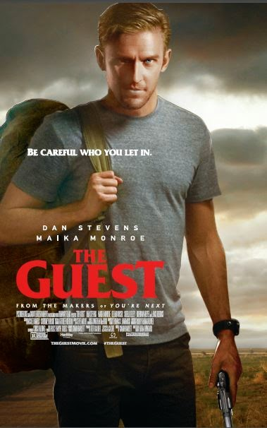 The Cleveland Movie Blog: The Guest (now on video)