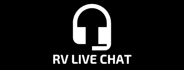 RV Live Chat Long Banner