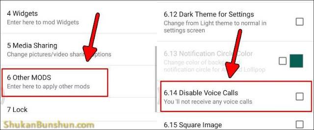 Menolak Voice Call WhatsApp Otomatis Android iOS