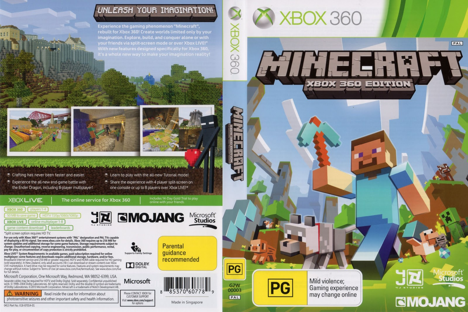 Minecraft Story Mode Gamestop Xbox 360 Crafting