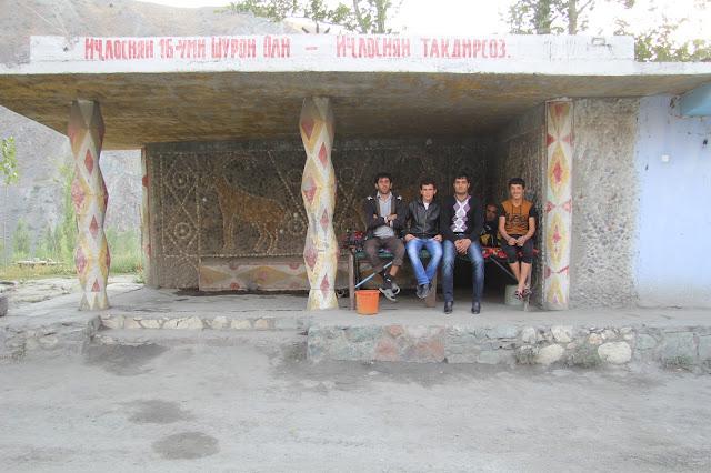Tadjikistan, Haut-Badakhshan, Pamir, © L. Gigout, 2012
