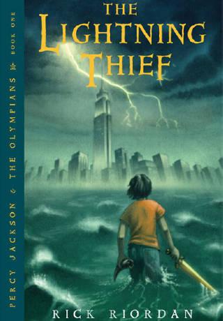 The Lightning Thief PDF Download
