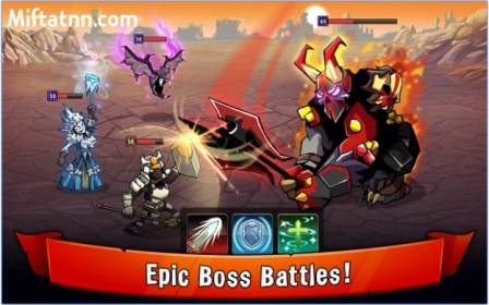 Game Online Android RPG
