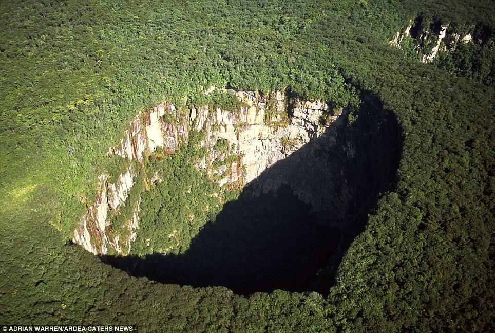 Jaua-Sarisarinama National Park, Venezuela