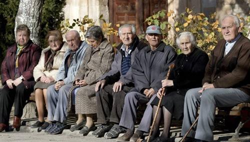 Oracion Por Los Ancianos