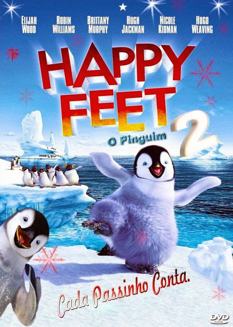 Happy Feet 2: O Pinguim – Dublado (2011)