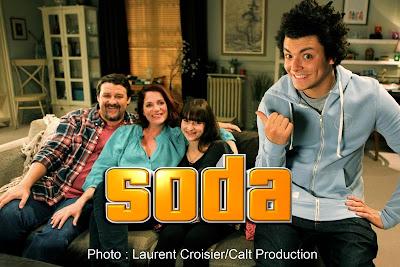 sitcom française Soda Kev Adams